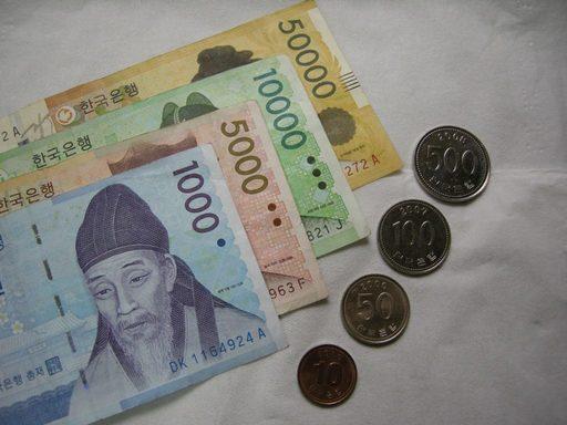 Du khách cần lưu ý đổi tiền mặt trước khi du lịch Hàn Quốc